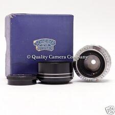 Schneider Xenon 25mm f/1.5 - VINTAGE 1963 C-MOUNT W/HOOD & ORIGINAL BOX