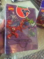 1 BOX SEALED MARVEL PEPSI CARDS (1995) PUERTO RICO/ *Collector *TRESURE*