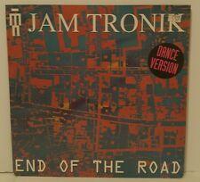 "Jam Tronik - ""End of the Road"" Vinyl Record ZYX 6911-2 12"" 45rpm"