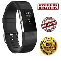 Sport Strap Replacement Bands For Fitbit Charge 2 HR+Fitness Wristband, Size S/L