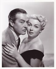 LANA TURNER RAY MILLAND Original Vintage A LIFE OF HER OWN MGM Portrait Photo