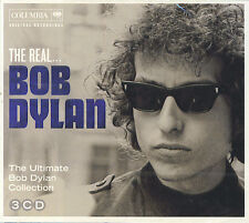 Bob Dylan : The real ... Bob Dylan - The ultimate Bob Dylan collection (3 CD)