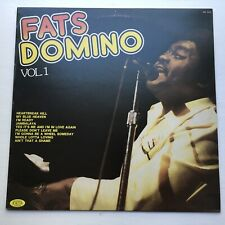 FATS DOMINO- VOL. 1 RARE MINT LP SM 3895 'Heartbreak Hill', Ain't That A Shame'