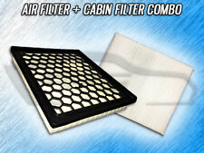 AIR FILTER CABIN FILTER COMBO FOR 2011 2012 2013 2014 2015 2016 BUICK LACROSSE