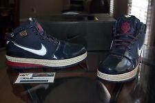 Nike Zoom Lebron 6 VI Chalk 3M Woodgrain Midnight Navy 346526 441 Size 11