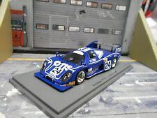 RONDEAU Ford M382 Le Mans 1982 #24 Rondeau Jaussaud Otis Spark Resin 1:43