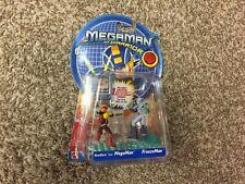 MEGAMAN NT Warrior ~ Megaman vs FreezeMan Action Figures NEW!  SEALED!