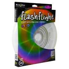 Nite Ize Flashflight 10 In. Flying Disc