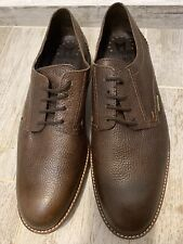 Mens Mephisto Air Jet Leather Shoes EU Size 11