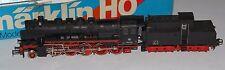 BR Lokomotive Dampfloks mit 50 Modellbahnloks der Spur H0