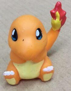 1999 Pokemon Finger Puppet Charmander #004 Gotta Catch Them All Nintendo Bandai