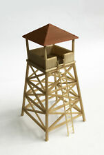 Outland Models Railway Layout Country Watchtower / Lookout Tower (tall) HO Scale