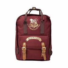 Harry Potter Hogwarts Premium Laptop Backpack School Bag - Uni College Logo