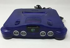 REGION FREE Nintendo 64 Funtastic Grape Japan