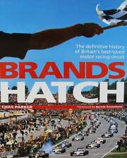 BOEK/LIVRE : BRANDS HATCH (motor racing,race années/jaren 50,60,70,80,90