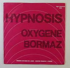 """7"""" single-Hypnosis-OXYGENE/bormaz-s708-zyx-record-washed & cleaned"""