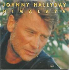 "JOHNNY HALLYDAY CD 2 TITRES ""HIMALAYA""   NEUF SOUS BLISTER"