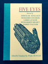 FIVE EYES - LIMITED EDITION SIGNED BY PAUL BOWLES