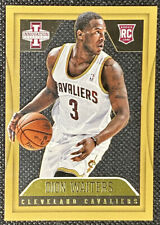 Dion Waiters 2012-13 Panini Innovation GOLD #174 Cleveland Cavs RC Rookie 6/10