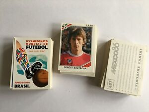 Panini World Cup Mexico 86 Stickers (Choose the Stickers you Need)