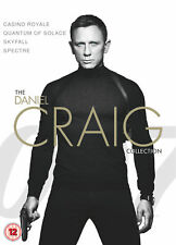 James Bond - The Daniel Craig Collection 4-Pack (DVD)