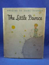THE LITTLE PRINCE Antoine De Saint-Exupery Harcourt Edition, 1943, original DJ