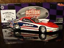 Action 1997 Kurt Johnson AC Delco Pontiac NHRA 1:24 Scale Diecast Pro Stock Car