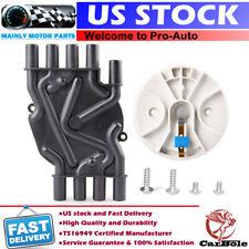 Distributor Cap Rotor For Chevrolet GMC C1500 96-99 V8 5.0L 5.7L Suburban 350cid