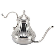 DG Stainless Steel Hand Drip Coffee Kettle Pour Over Coffee Tea Pot 420ml/14Oz