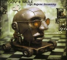 Gov't Mule - Life Before Insanity / Dose [New CD] UK - Import