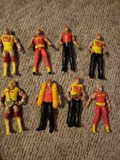 Hulk Hogan WWE Mattel Hall Of Fame lot