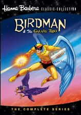 Birdman and the Galaxy Trio: Complete Hanna Barbera TV Series Box / DVD Set NEW!