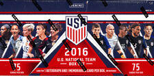 2016 PANINI USA NATIONAL TEAM SOCCER BOX SET SEALED BOX