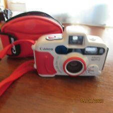 Canon SureShot WP-1 35mm Camera with strap and case