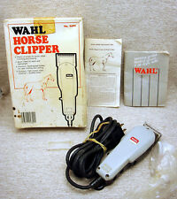 Vintage Wahl Horse Hair Clipper 9482 Tested