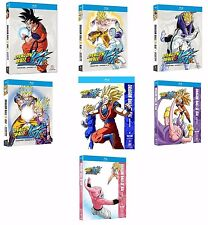 Dragon Ball Z Kai Complete Series Season 1 2 3 4 5 6 7 BluRay NEW! FAST SHIPPING