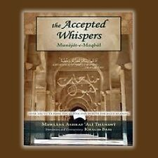 The Accepted Whispers - 200 Duas from the Holy Quran & Hadith Islamic Pray Book
