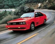 1982 Audi Quattro GT Coupe Factory Photo c3835-PMTMKJ