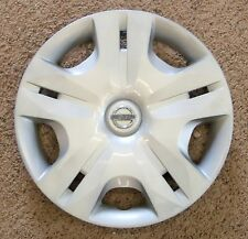 "Versa Hubcap Genuine made for Nissan 2010 2011  2012 15"" wheel cover"