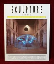 SCULPTURE Fighty, Sculptures des années 80, Tinguely, Serra, Christo, Cragg...