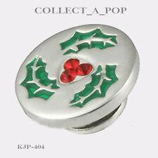 Authentic Kameleon Sterling Silver Holly Pop Jewelpop KJP404