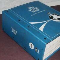 1996 FORD TAURUS & SHO MERCURY SABLE Service Shop Repair Manual FACTORY OEM