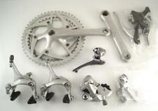 USED Vintage 1980s Shimano 105 GROUP Ofmega Crank Derailleurs Brakes Levers (OF)