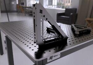INSTOCK -Weld True - MULTI LARGE Square Modular Welding Jig Fixture Table 90 45