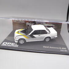 Opel Collection 1:43 Spur 0 Opel OPEL Ascona B 400 1979-1981 Metall in Box-OVP