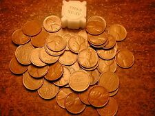 1930-S LINCOLN WHEAT CENT PENNY ROLL, HIGH GRADE!! VF-XF!!!!!