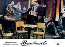 Borsalino & Co. ORIGINAL AH-Foto Alain Delon MAFIA-KULT