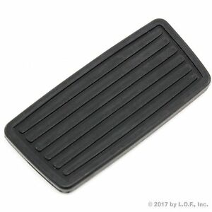 fits Honda fits Acura Brake Pedal Pad Rubber Cover - A/T Automatic Only RHA New