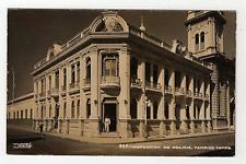 RPPC Inspeccion De Policia ~ Tampico Tampe ~ Photo By Desentislr? c.1940-1950's?
