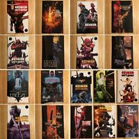 Batman Curse of The White Knight 1-8 (DC) Complete Series